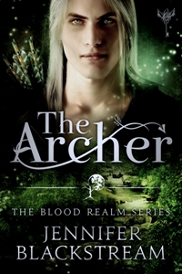 The Archer cover art, featuring fey like hero